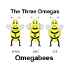 The Three Omegas