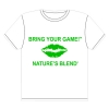 BRING YOUR GAME Nature's Blend T-Shirt