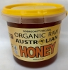 ROBINSONS ORGANIC RAW HONEY  1KG