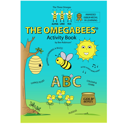 Omega Learning Centre - The Omegabees Activity Book